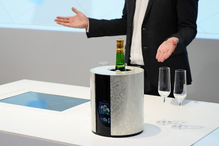 Кулер Panasonic Sake Cooler