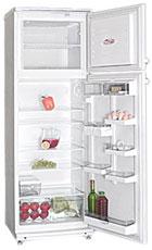 Двухкамерный холодильник с верхним расположением НТО
